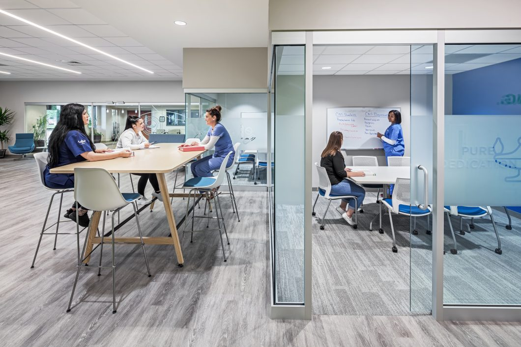 Galen College of Nursing expanded their Tampa Bay campus with a satellite campus at Northside Hospital to provide students opportunities to engage with healthcare providers, participate in educational and training events, and witness care first hand.