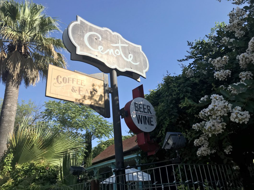 cenote coffee and eats