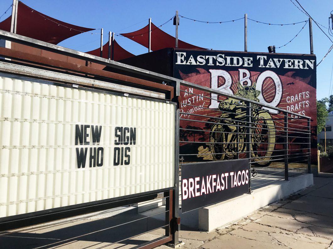 eastside taverns