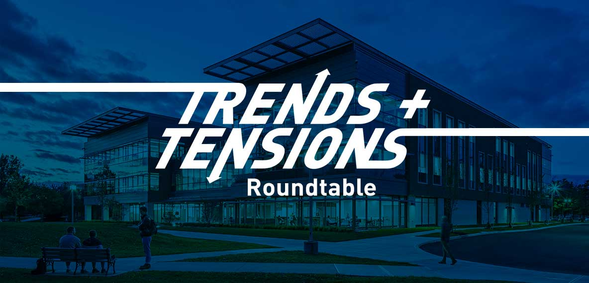 Trends and Tensions Roundtable Ohio Northern University Engineering building