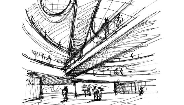 Sketch of the IISC