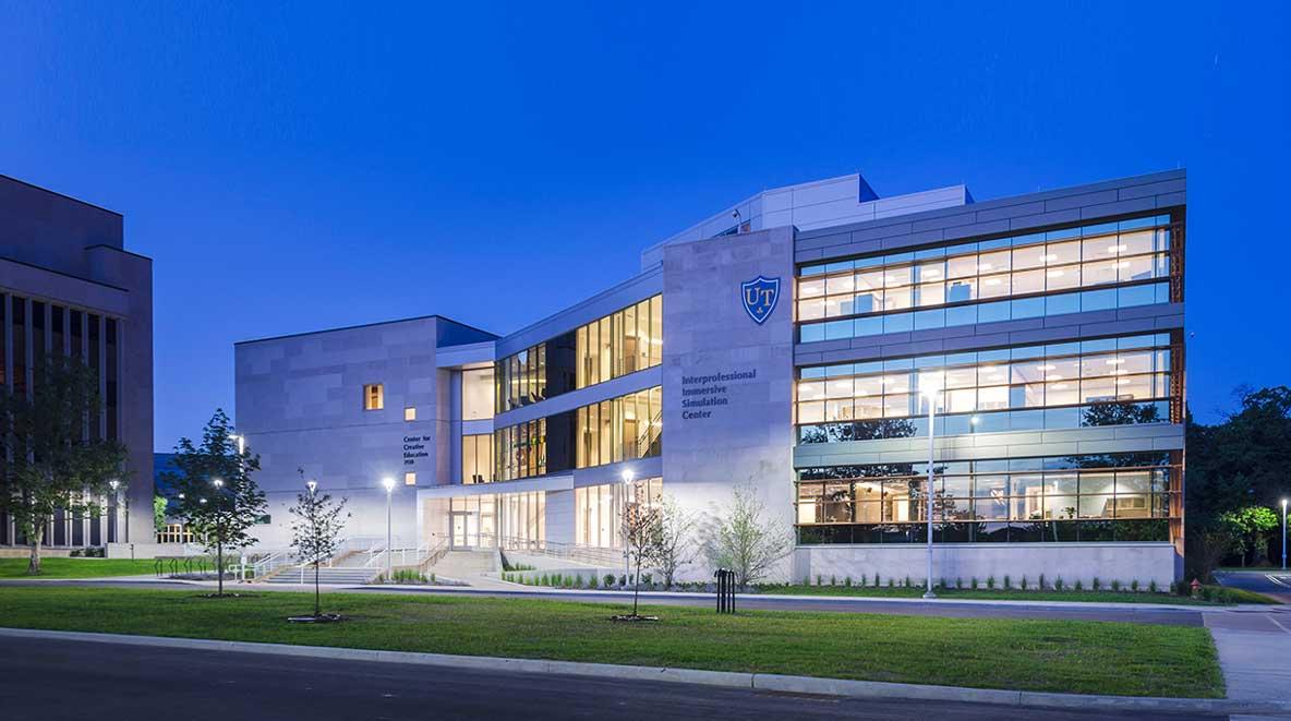 University of Toledo Interprofessional Immersive Simulation Center