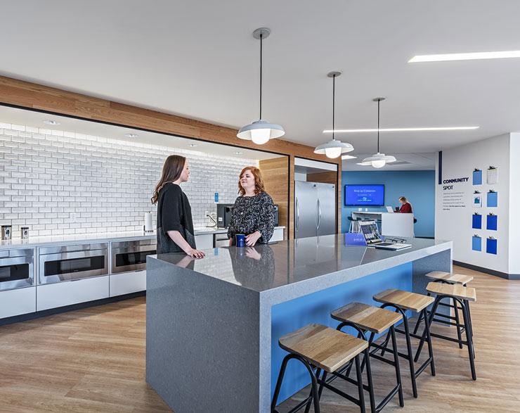 Kitchen at Fifth Third Bank