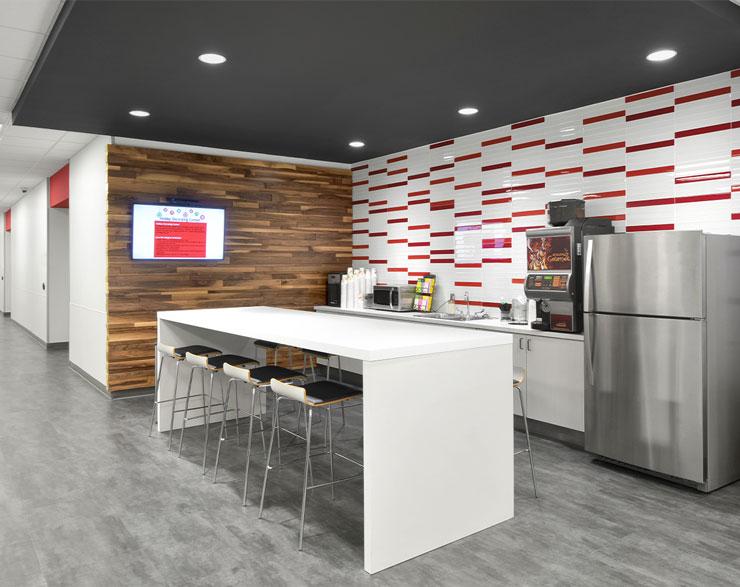 Kitchen at Ciena