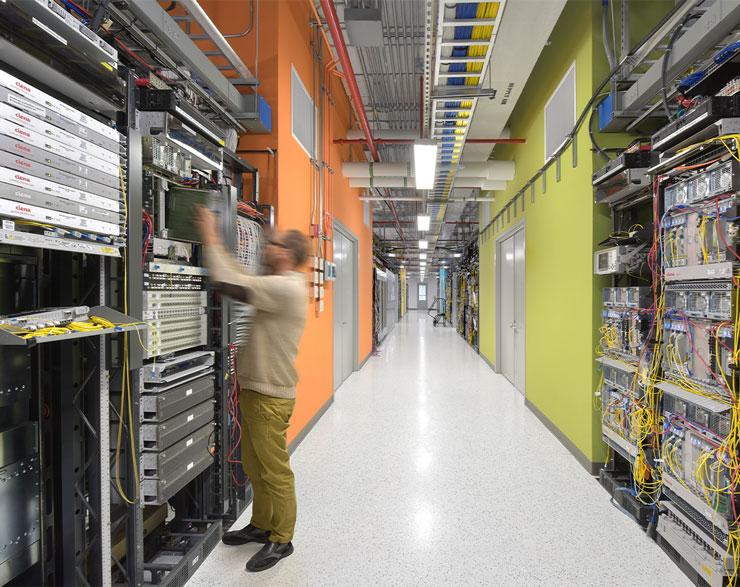 Technology storage at Ciena