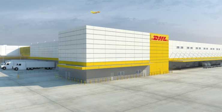 DHL Distribution Center